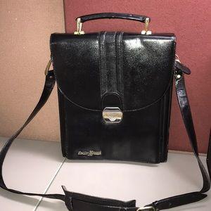 Louis Feraud Vintage Messenger Bag